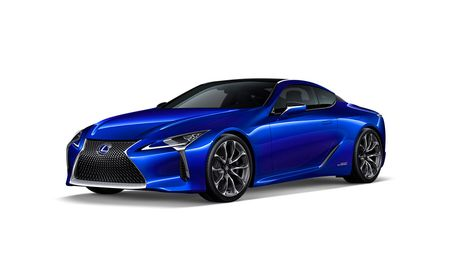 New Cars for 2017: Lexus
