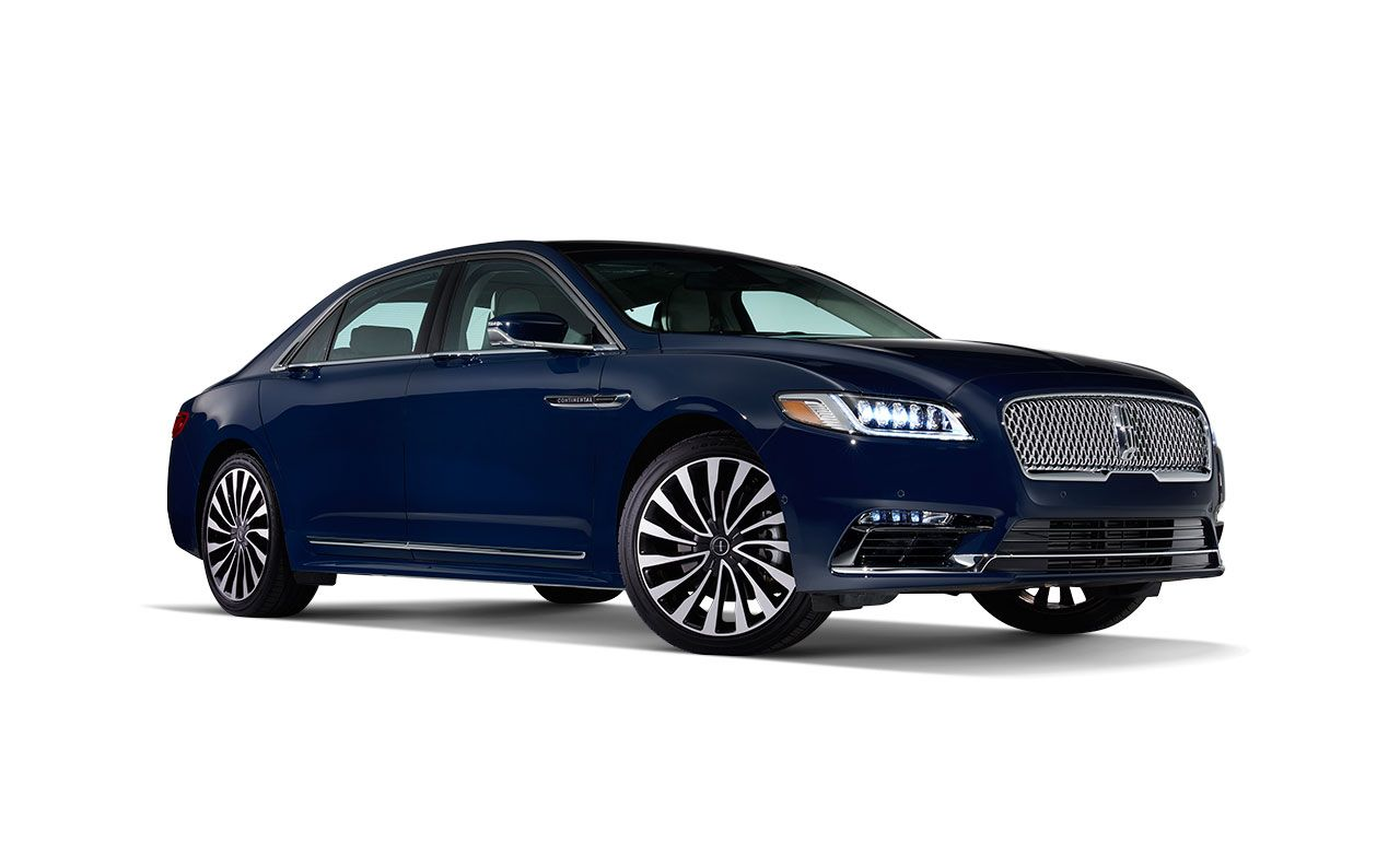 New Cars for 2017: Lincoln