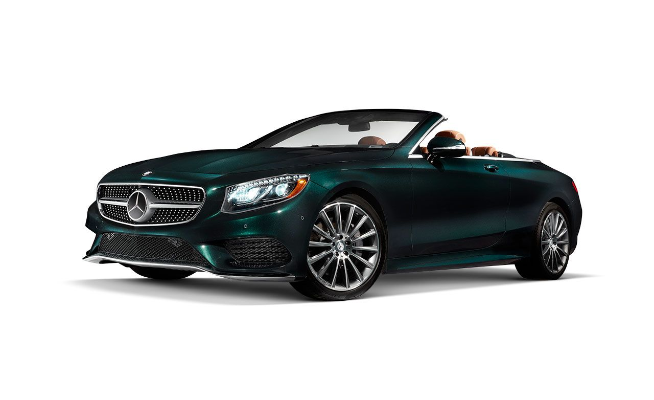 New Cars for 2017: Mercedes-Benz