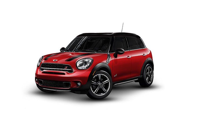 New Cars for 2017: Mini