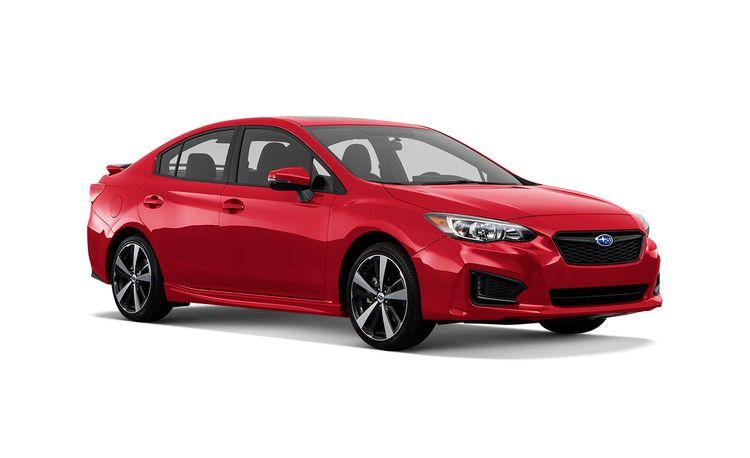 New Cars for 2017: Subaru