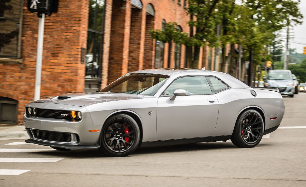 Dodge Challenger Srt Srt Hellcat Reviews Dodge