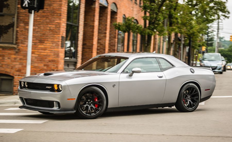 2016 Dodge Challenger Srt Hellcat Automatic Test Review