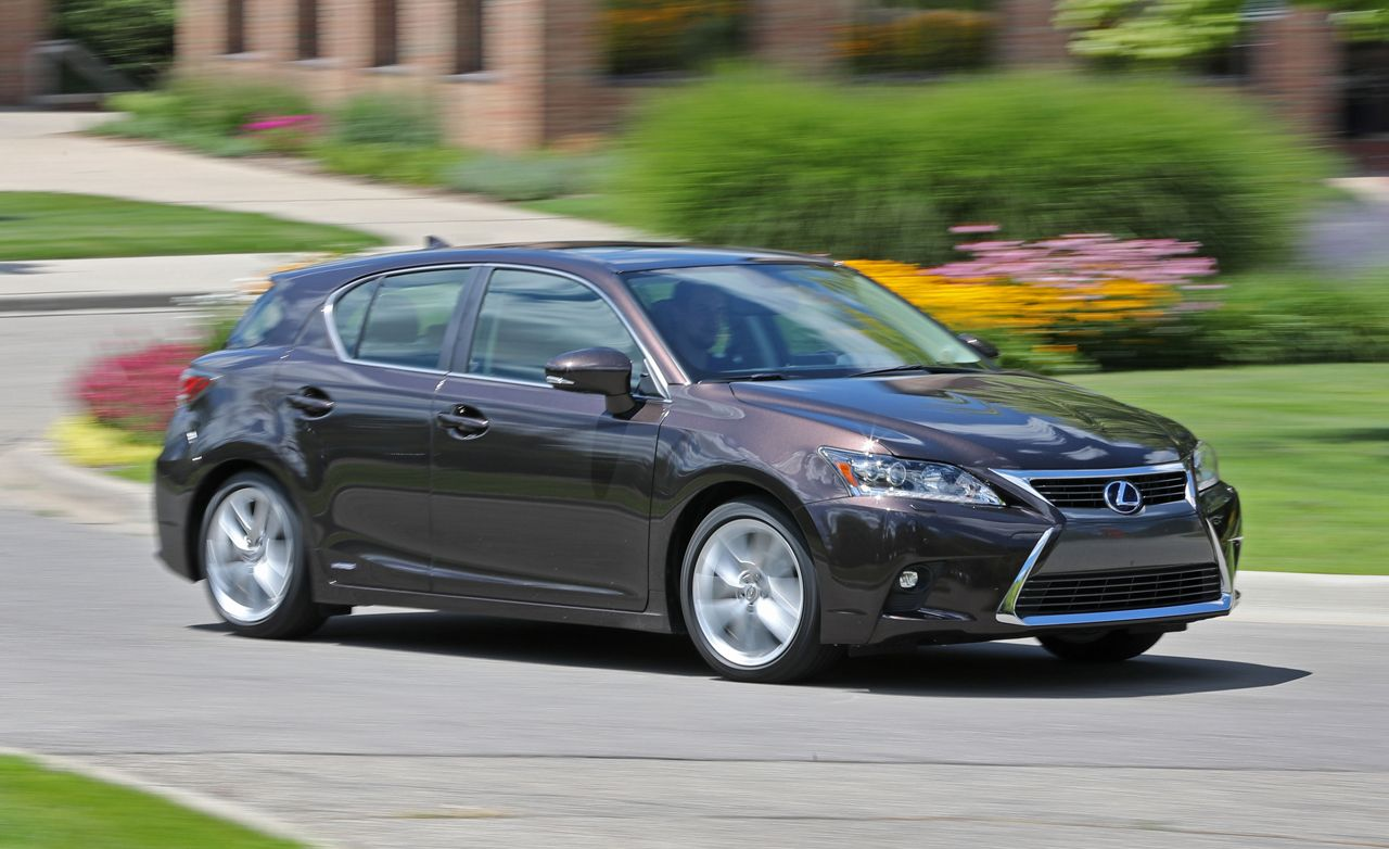 2016 lexus ct200h review car and driver. Black Bedroom Furniture Sets. Home Design Ideas