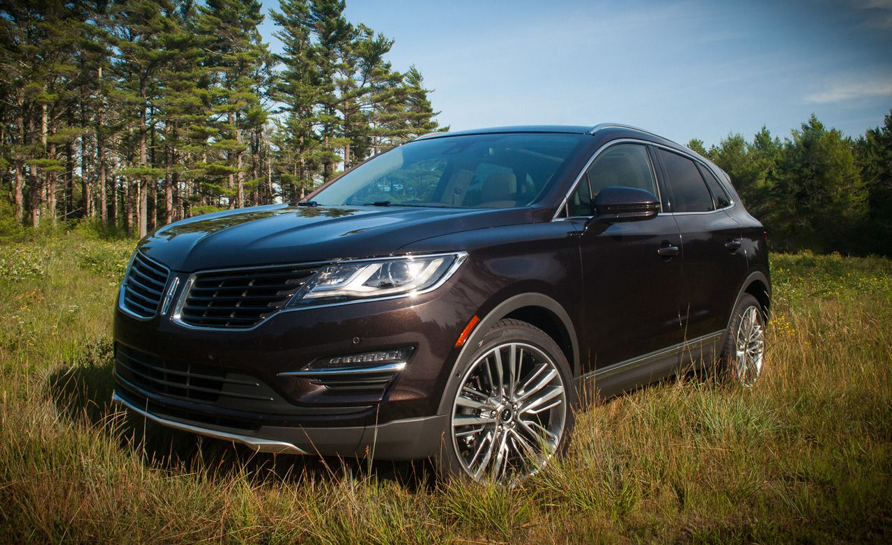 2016 lincoln mkc driven review car and driver. Black Bedroom Furniture Sets. Home Design Ideas