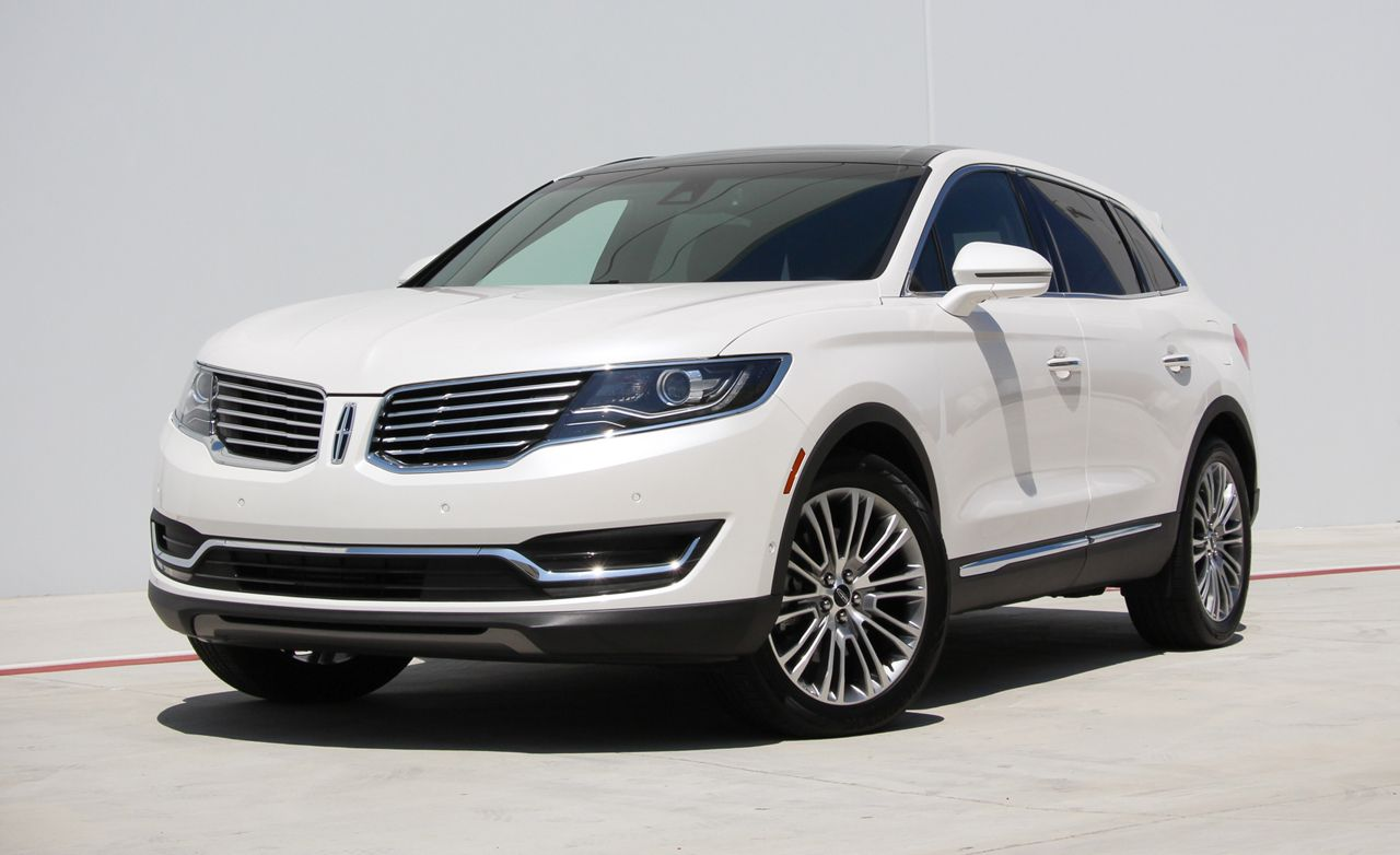 2016 Lincoln Mkx 2 7t Fwd Test Review Car And Driver