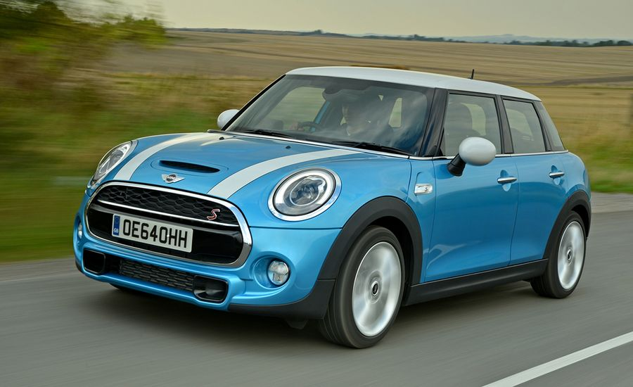 2016 Mini Cooper D Clubman/Cooper SD First Drive