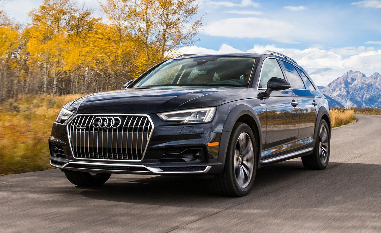 2017 Audi A4 Allroad First Drive Review Car And Driver