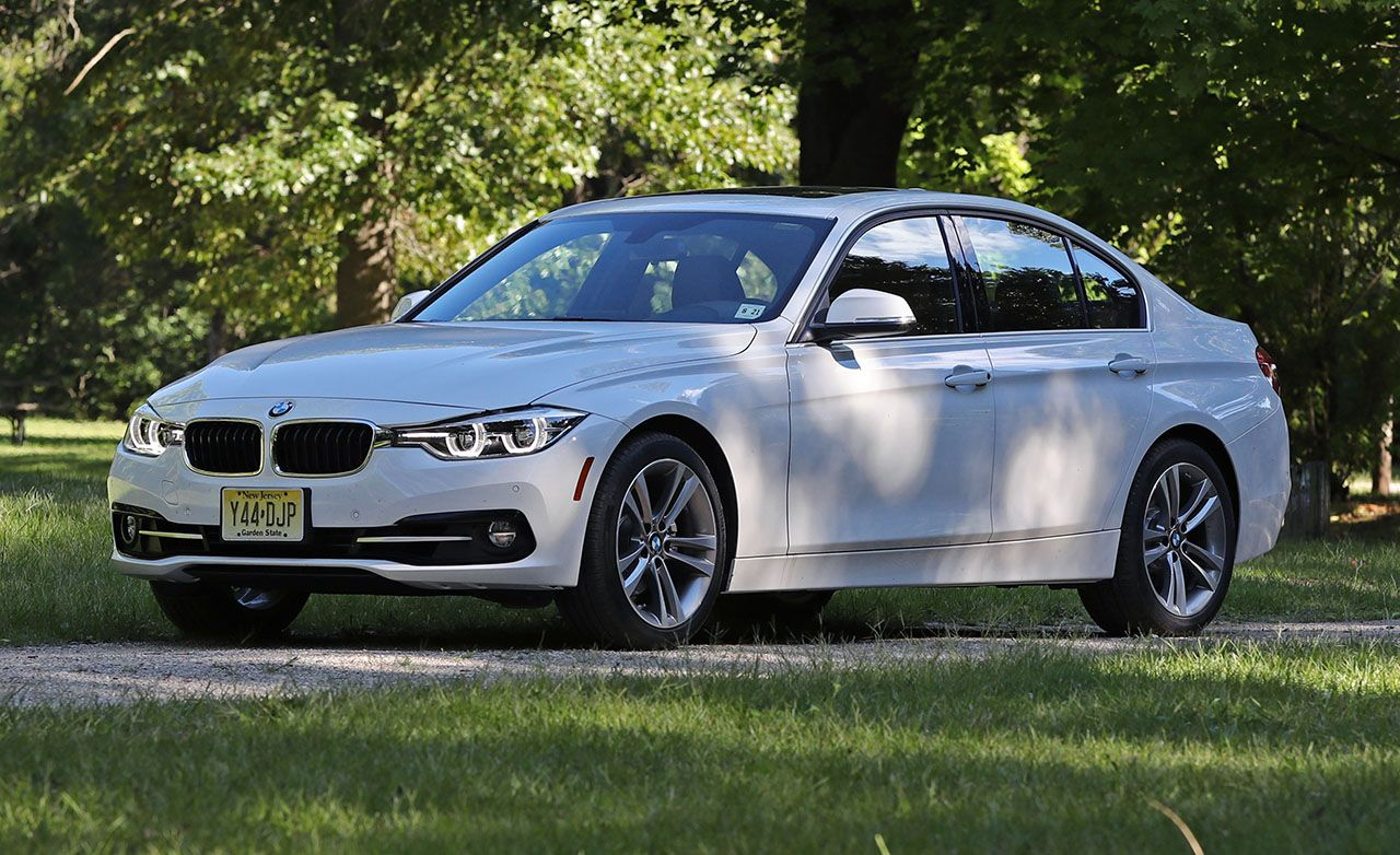 2017 bmw 330i automatic tested review car and driver rh caranddriver com 2001 bmw 330i manual 0-60 BMW 323I Brake Booster