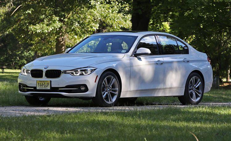 2017 BMW 330i Automatic