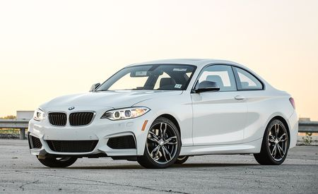 2017 BMW M240i Coupe Automatic