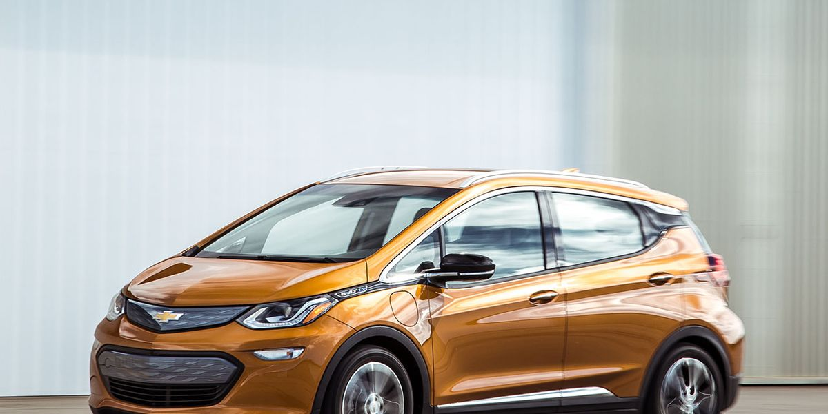 2017 Chevrolet Bolt Ev Test Review Car And Driver