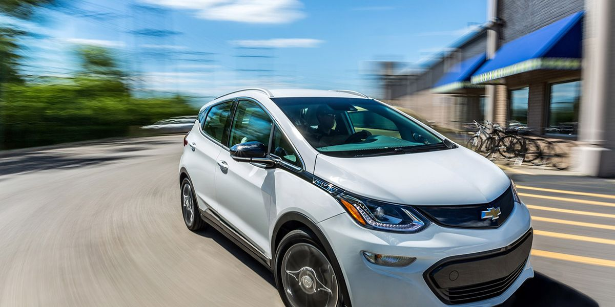 2017 Chevrolet Bolt Prototype Drive 8211 Review 8211 Car And