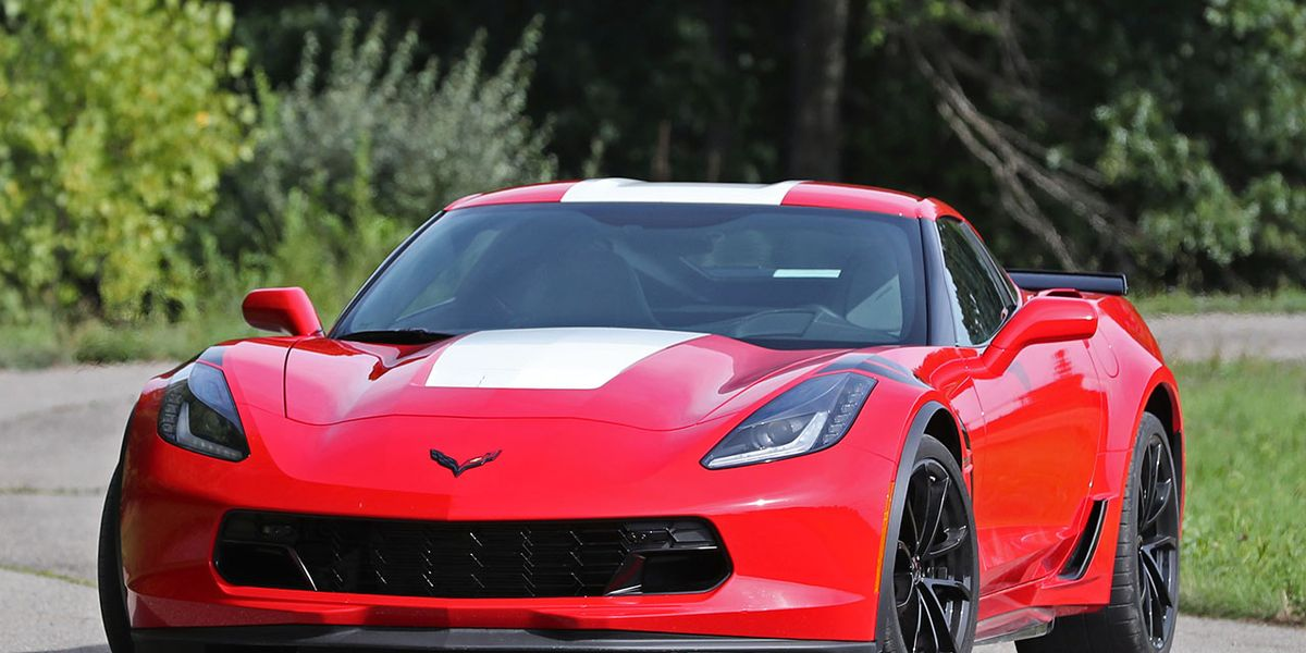2017 Chevrolet Corvette Grand Sport Manual 8211 Review 8211