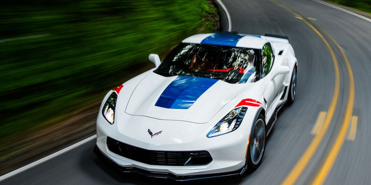 2017 Chevrolet Corvette Grand Sport Manual Test 8211 Review