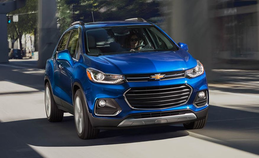 2017 chevrolet trax review car and driver. Black Bedroom Furniture Sets. Home Design Ideas