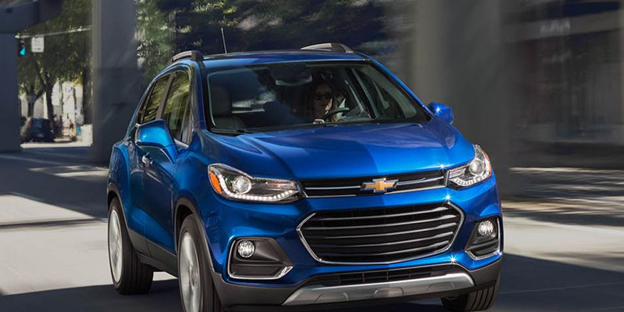 2017 Chevrolet Trax 8211 Review 8211 Car And Driver