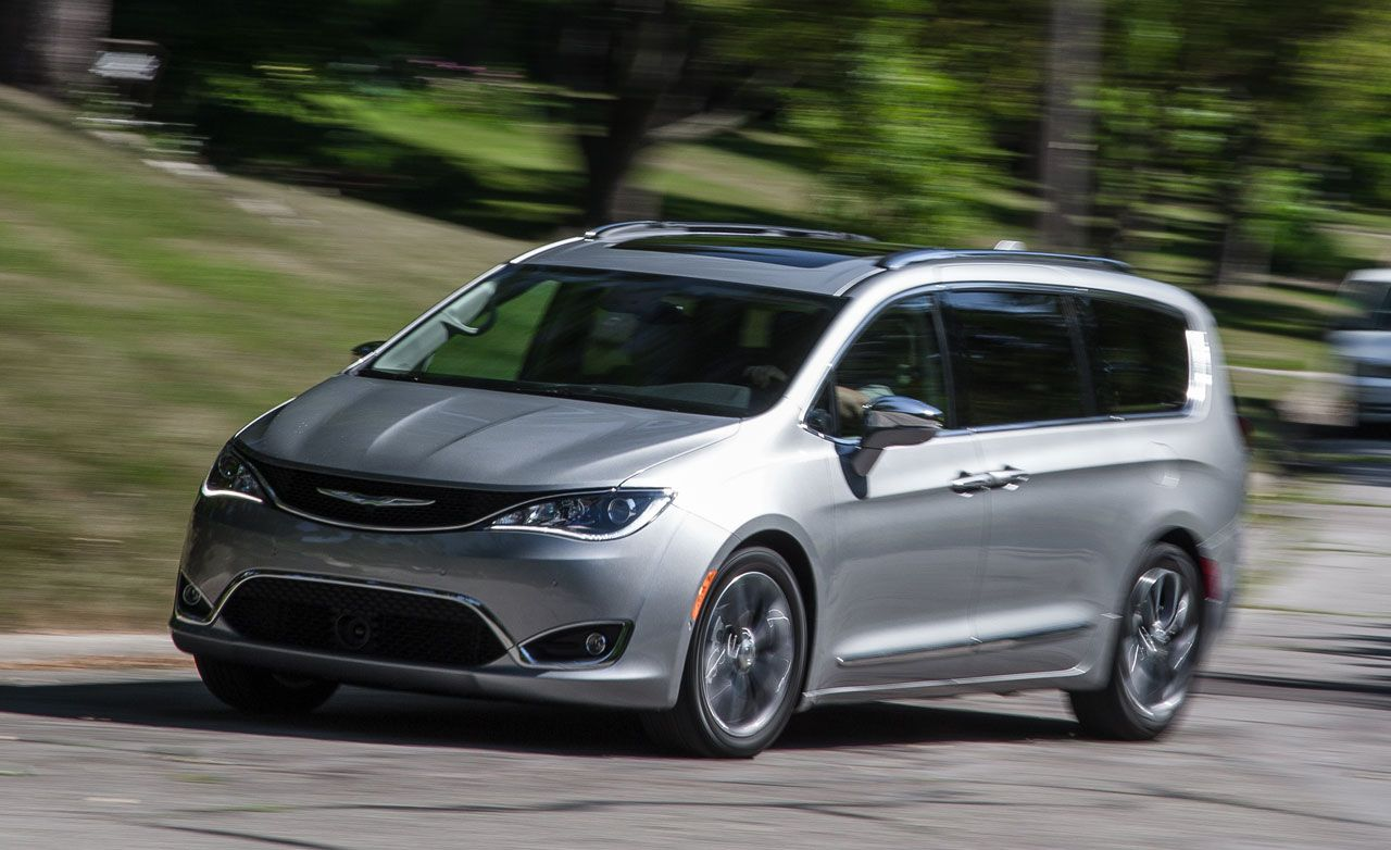 2017 chrysler pacifica reliability