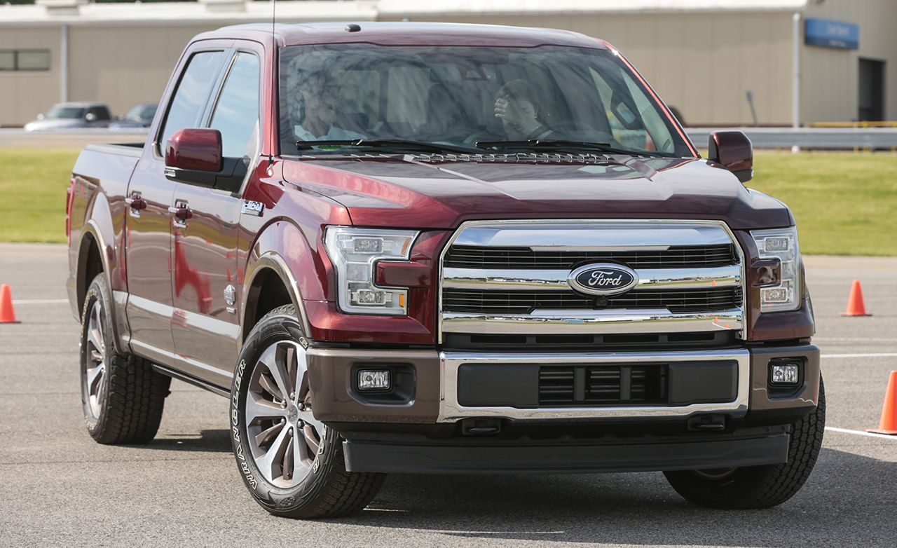 Ford f 150 reviews ford f 150 price photos and specs car and driver