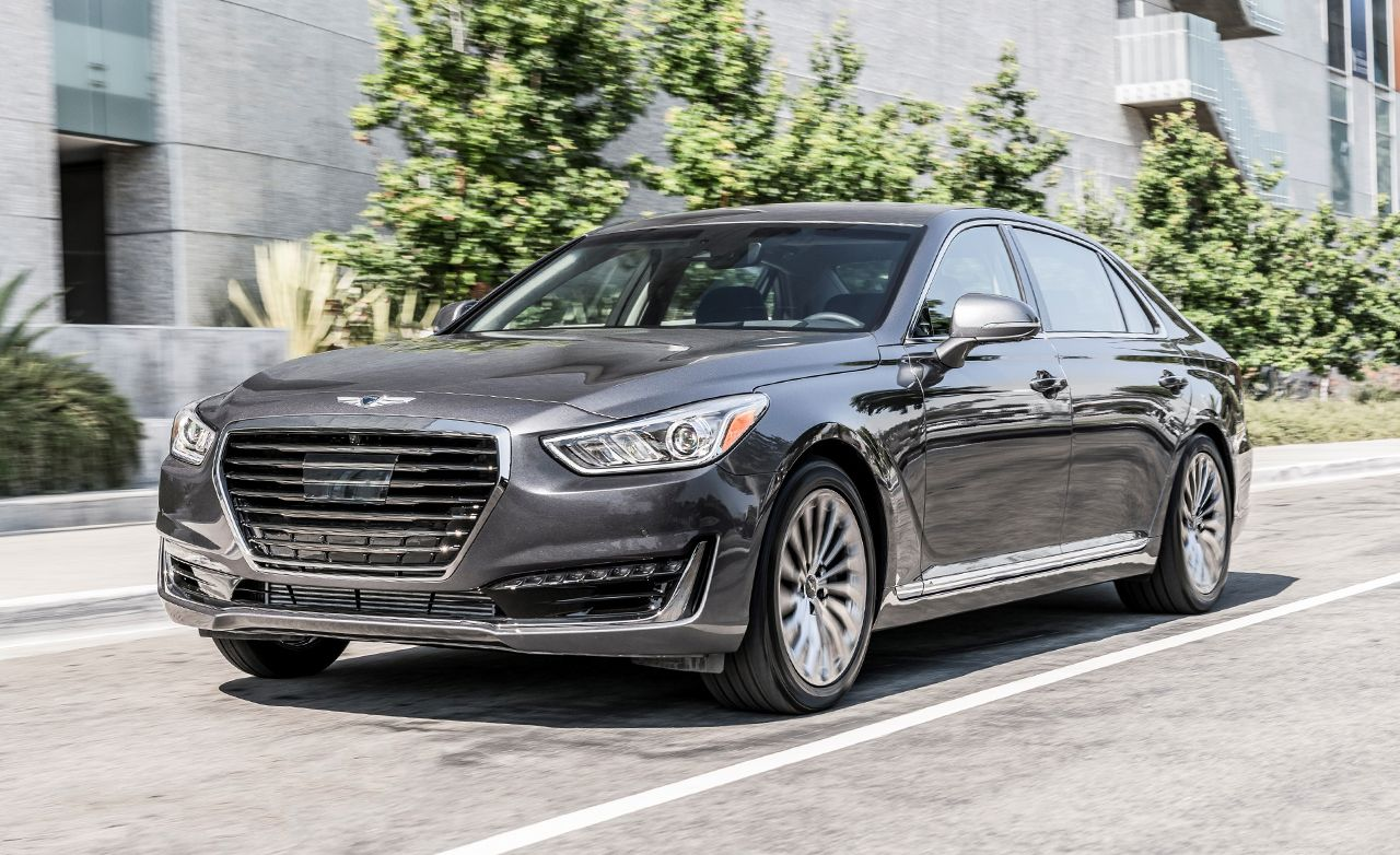 2020 Genesis G90 Reviews Price Photos And Specs Car Driver