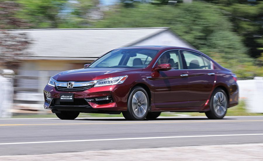 2017 Honda Accord Hybrid Test | Review | Car and Driver