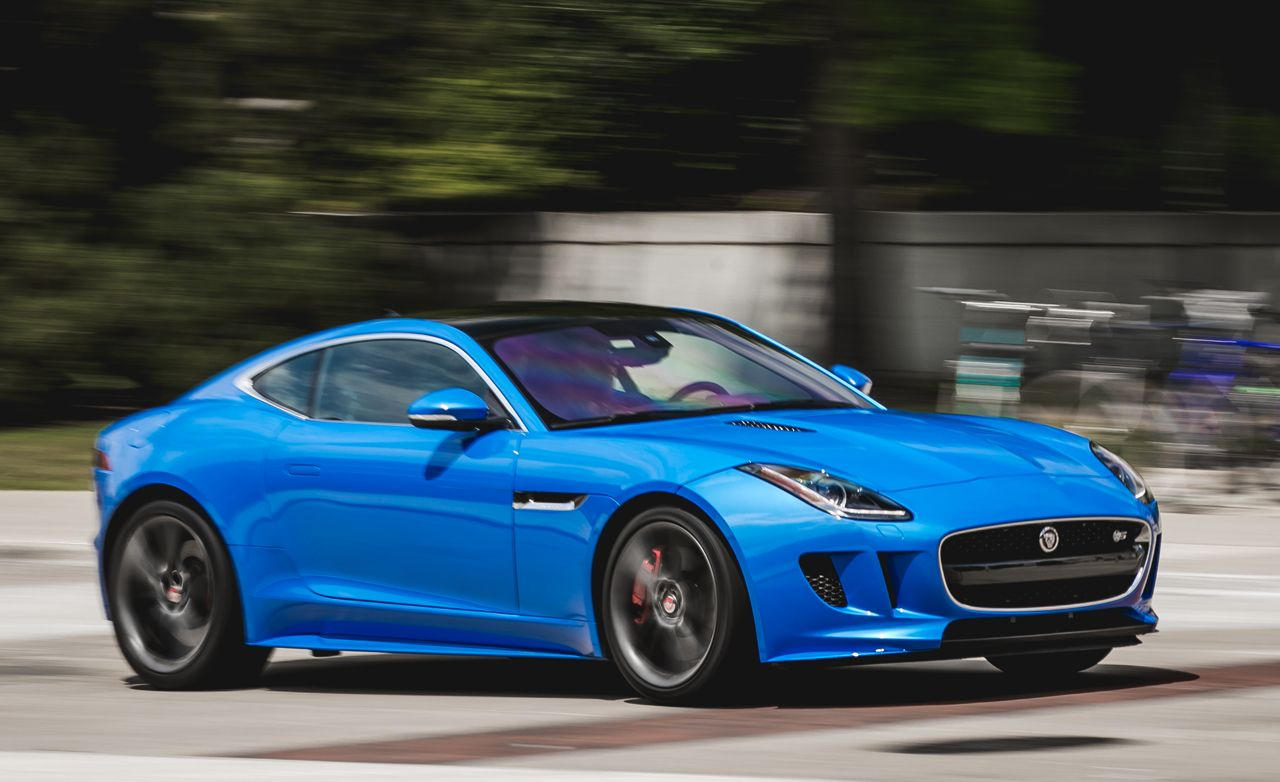 2017 Jaguar F Type Quick Take Evaluation Review Car