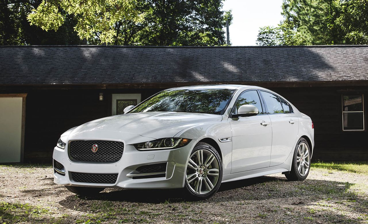 Jaguar Xe Reviews Jaguar Xe Price Photos And Specs Car And