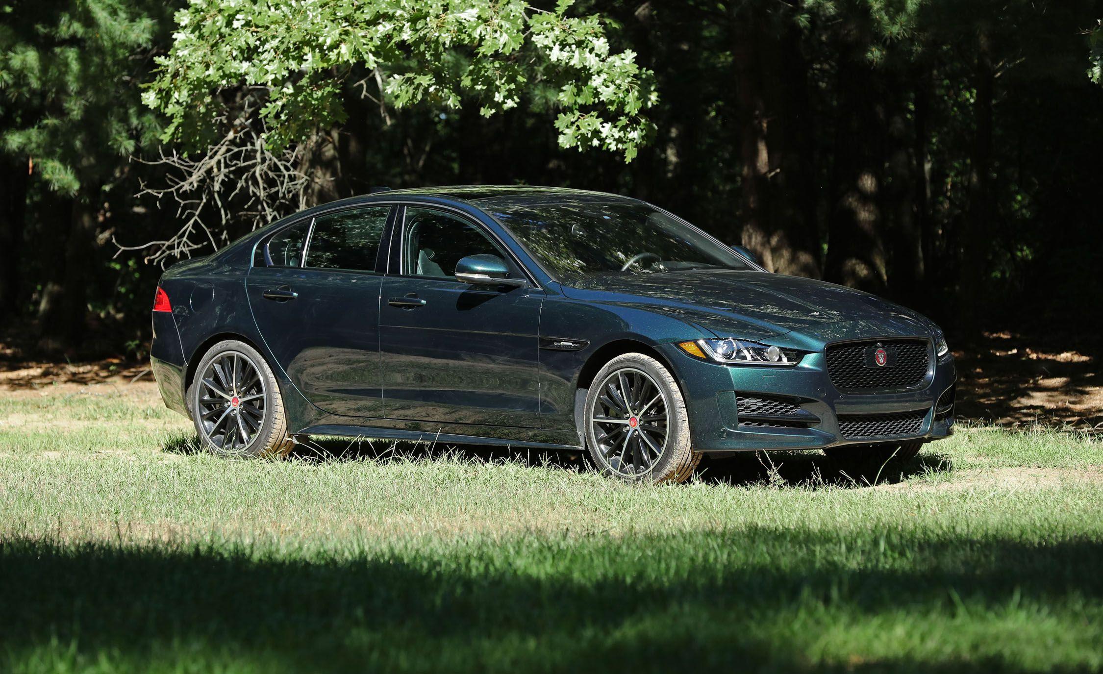 2017 Jaguar XE 20d AWD Tested Review