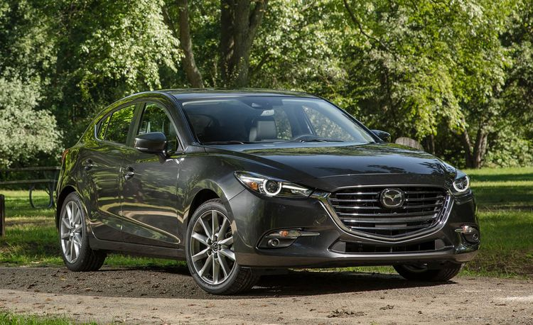 2017 Mazda 3 2.5L Manual Hatchback