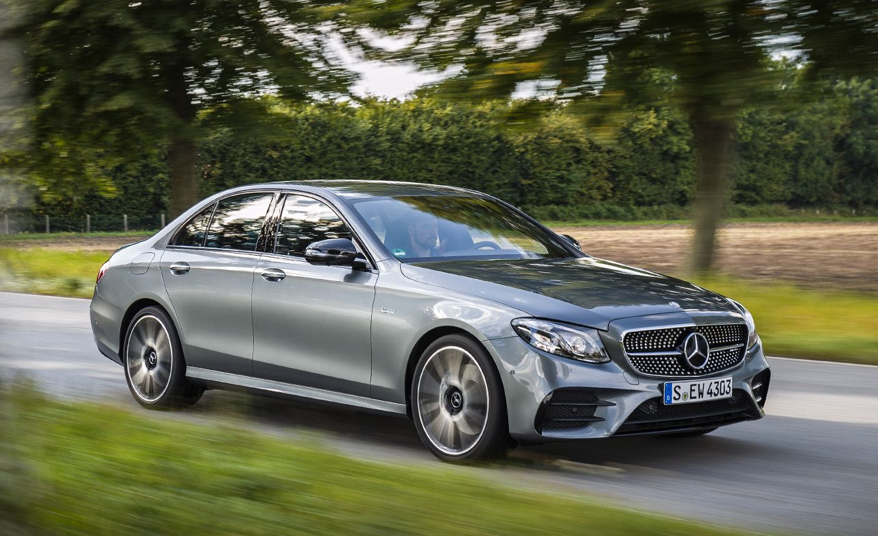 2017 Mercedes Amg E43 8211 First Drive 8211 Review 8211 Car