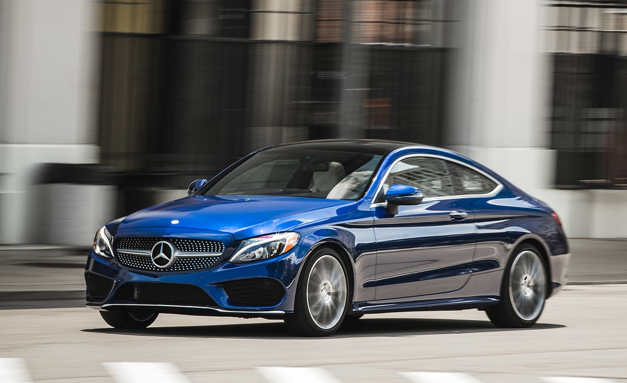 Lovely 2017 Mercedes Benz C300 Coupe