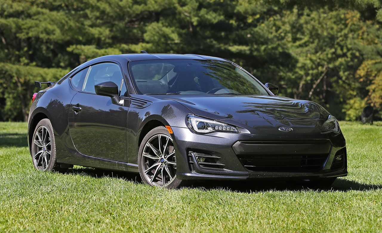 2019 Subaru Brz Reviews Price Photos And Specs Car Driver