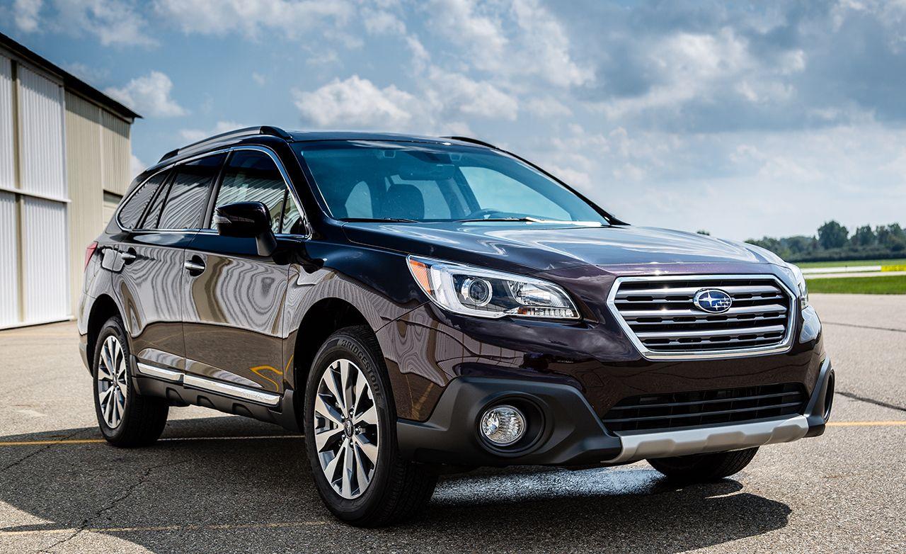 2017 Subaru Outback 3.6R