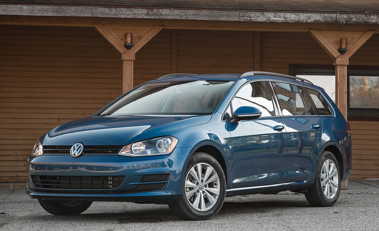 2017 Volkswagen Golf Sportwagen 4motion Instrumented Test Review Car And Driver