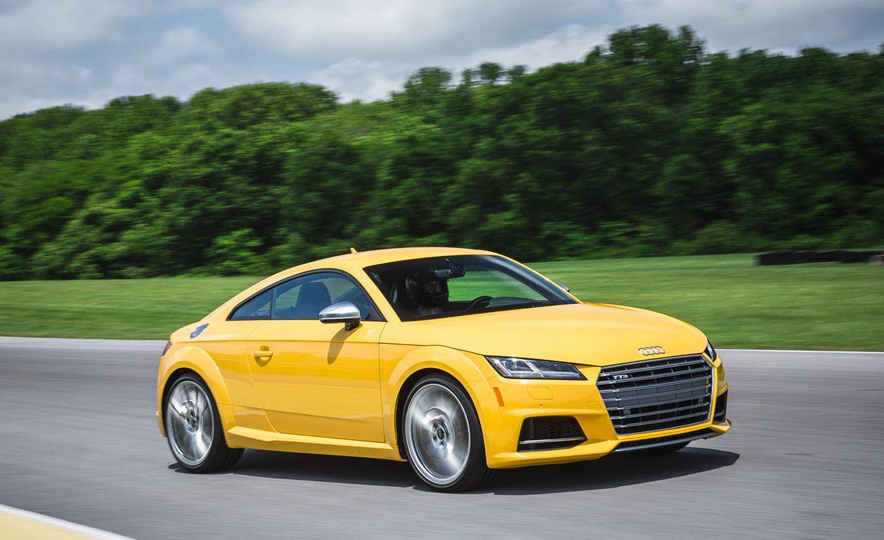 Lightning Lap 2016: Audi TTS