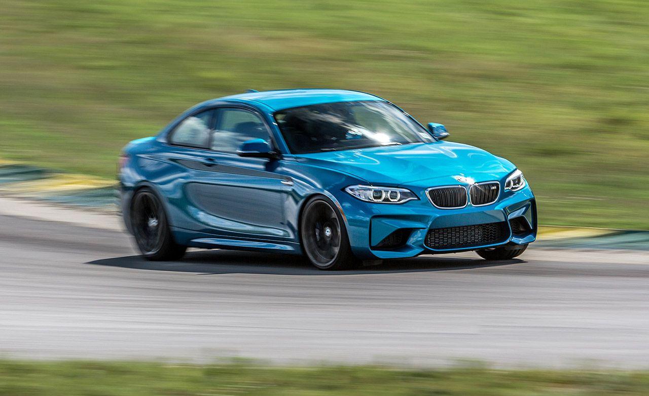 Lightning Lap 2016: BMW M2