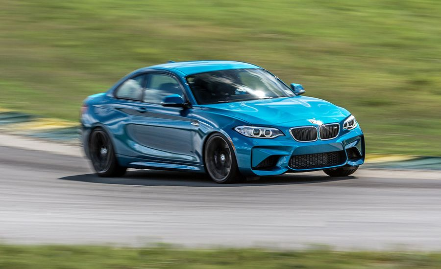 Lightning Lap 2016: BMW M2