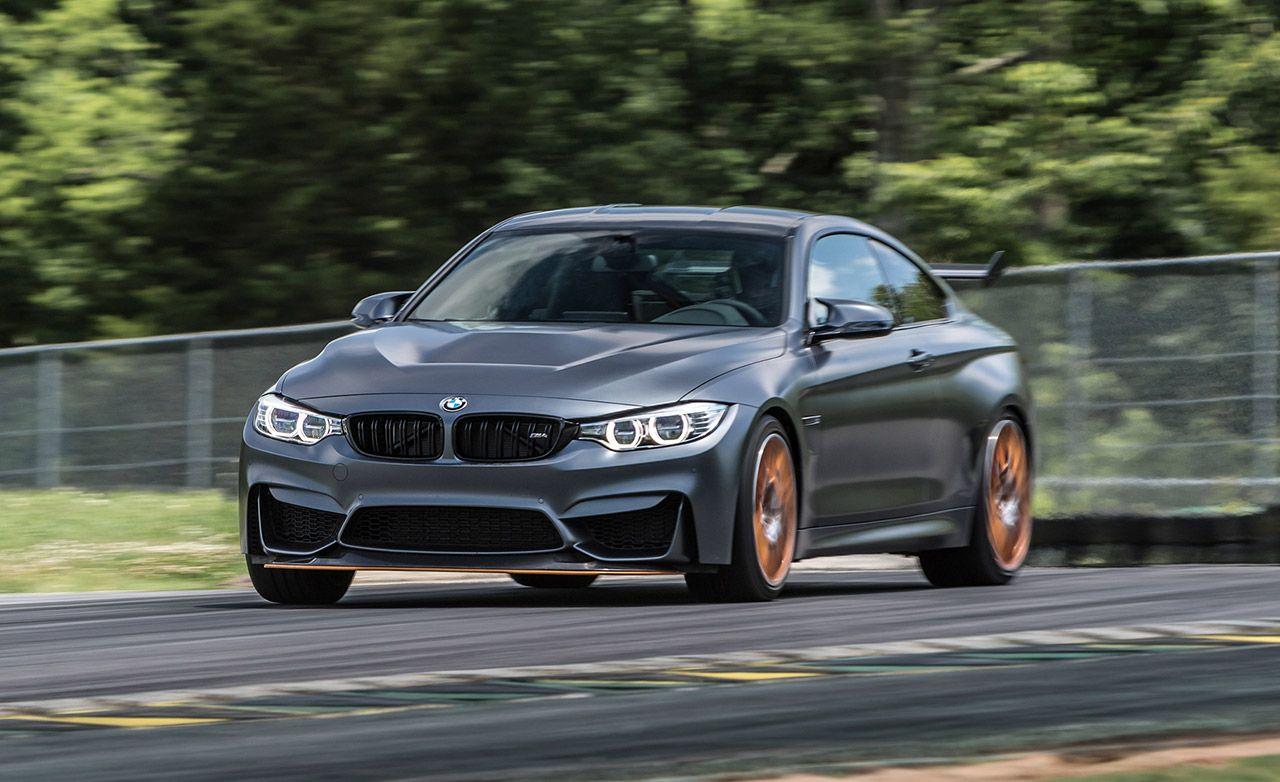Lightning Lap 2016: BMW M4 GTS