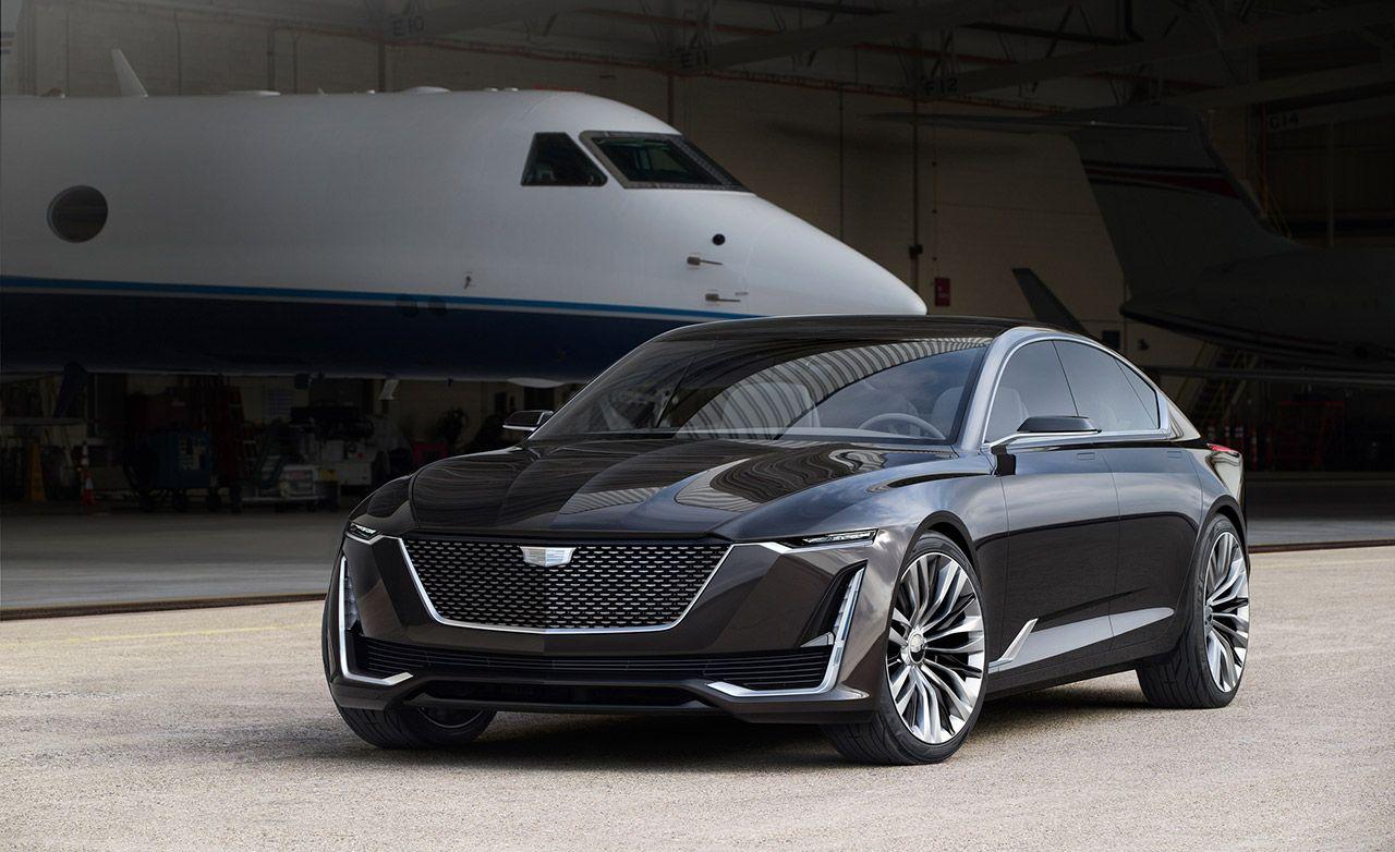 Cadillac concept car 2017