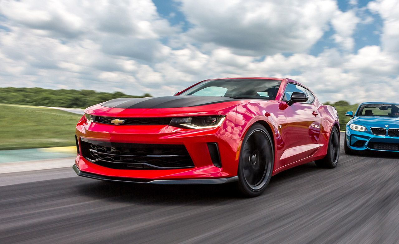 Lightning Lap 2016: The Year\'s Hottest Performance Cars at VIR ...