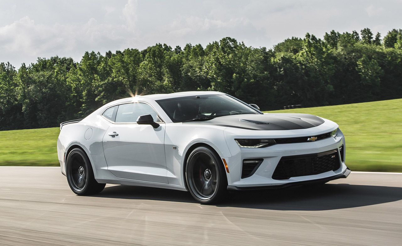 2019 Chevrolet Camaro Reviews Price Photos And Specs Car Driver