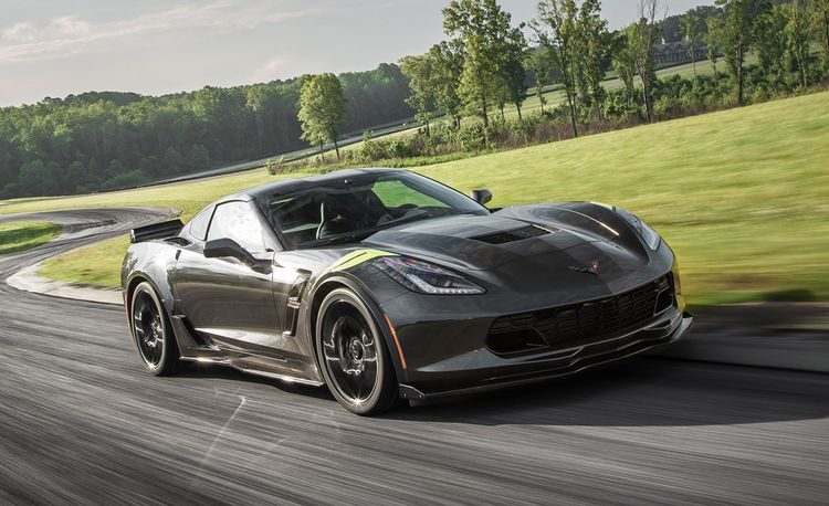 Lightning Lap 2016: Chevrolet Corvette Grand Sport