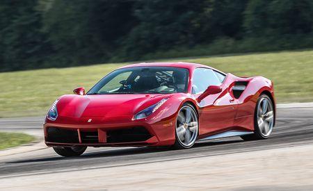 Lightning Lap 2016: Ferrari 488GTB