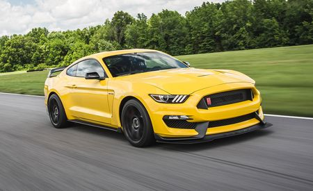 Lightning Lap 2016: Ford Mustang Shelby GT350R