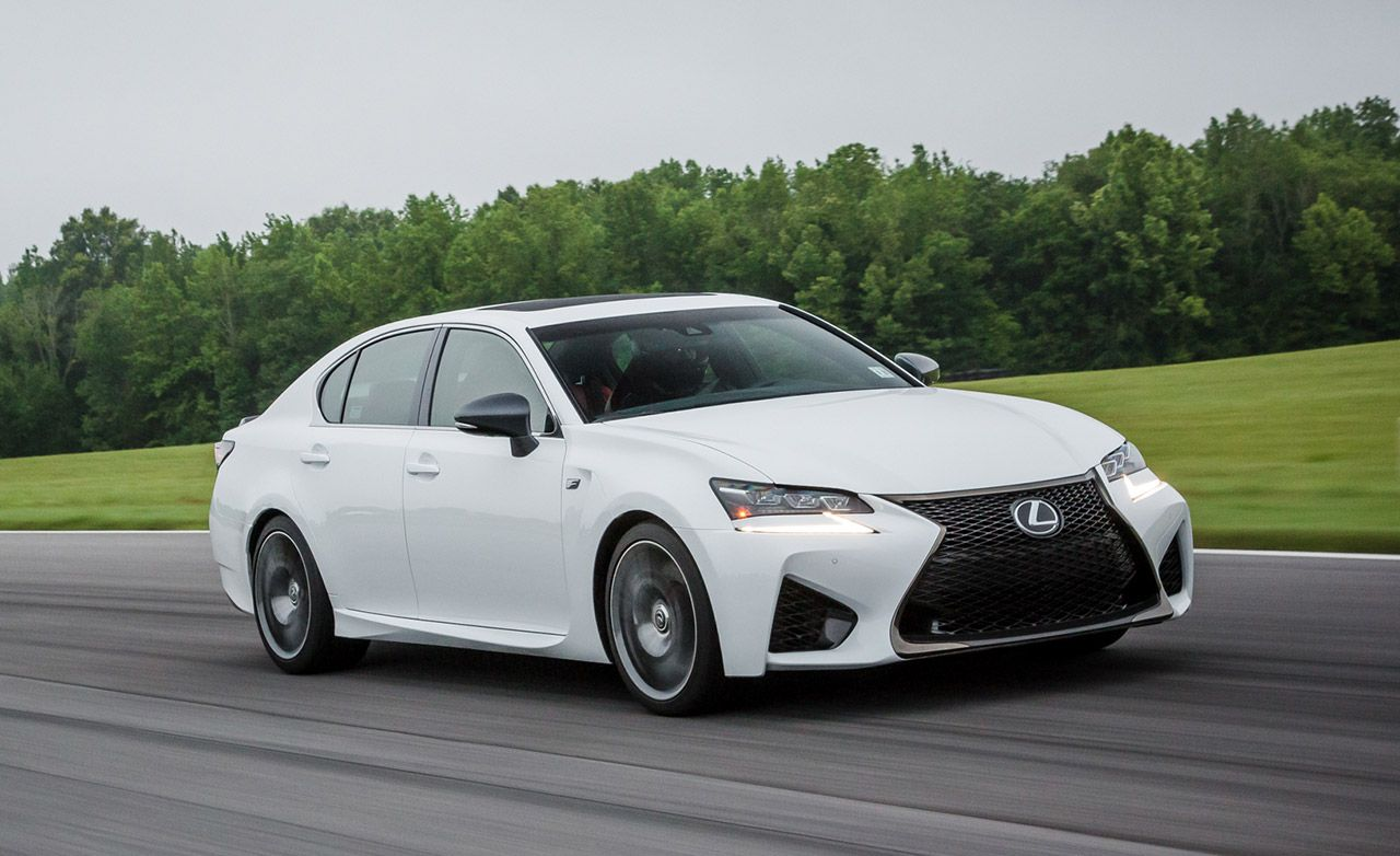 2019 Lexus Gs F Reviews Price Photos And Specs Car Driver