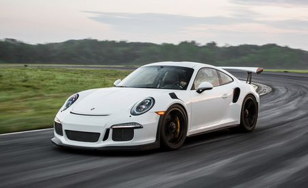 Lightning Lap 2016: Porsche 911 GT3 RS