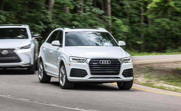 2016 Audi Q3 Quattro