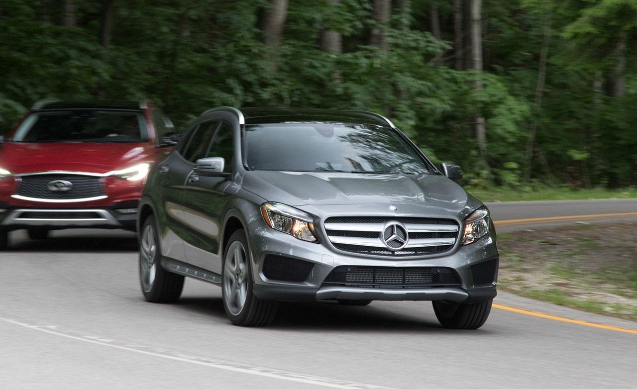 2016 Mercedes Benz Gla250 4matic