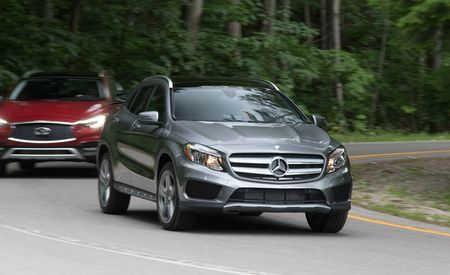 2016 Mercedes-Benz GLA250 4MATIC