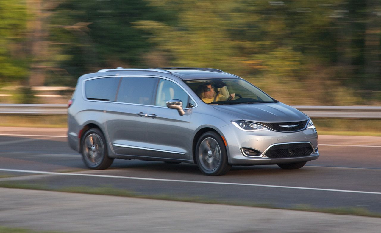 2017 Chrysler Pacifica Long Term Test Review Car And Driver 4 0 Engine Diagram